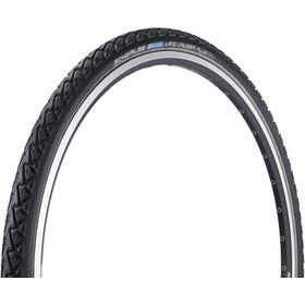 """SCHWALBE Land Cruiser Plus Clincher Tyre 28x1.40"""" Reflex, black"""